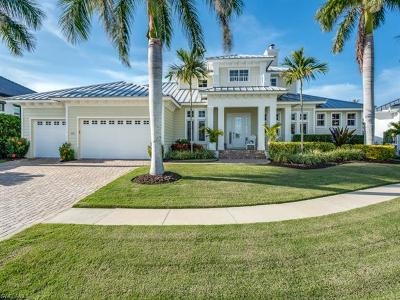 Marco Island Single Family Home For Sale: 510 Hunkin Ct