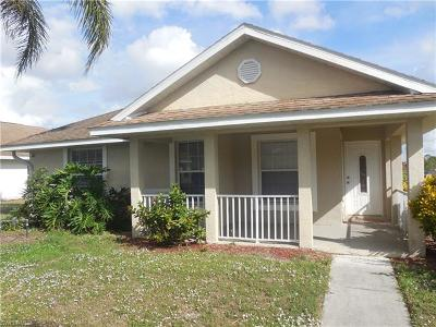 Immokalee Single Family Home For Sale: 1125 Serenity Ln