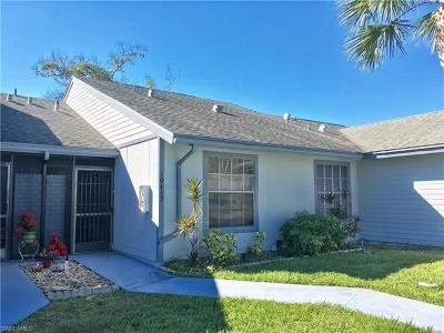 Collier County, Charlotte County, Lee County Condo/Townhouse For Sale: 10453 New Bedford Ct