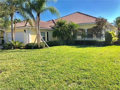 Naples Single Family Home For Sale: 7927 Portofino Ct
