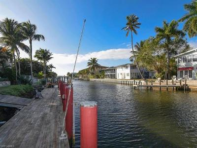 Bonita Springs, Fort Myers Beach, Marco Island, Naples, Sanibel, Captiva Condo/Townhouse For Sale: 1491 Chesapeake Ave #C