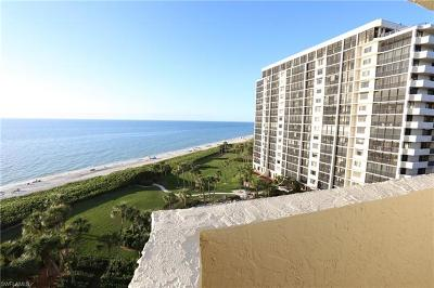 Condo/Townhouse For Sale: 10851 Gulf Shore Dr #705