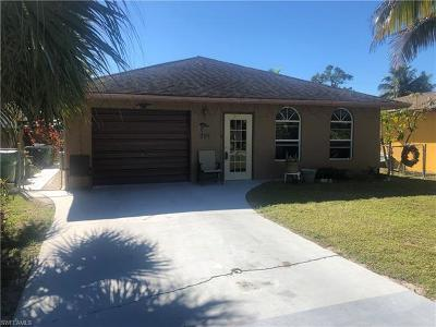 Naples Park Single Family Home For Sale: 714 109th Ave N