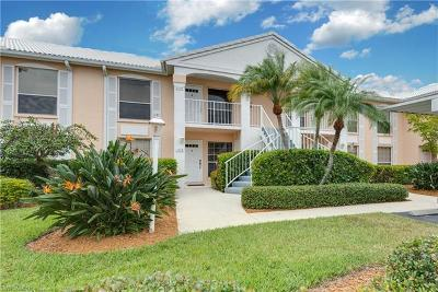 Naples Park Condo/Townhouse For Sale: 815 Gulf Pavillion Dr #105