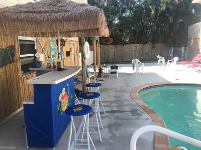 Fort Myers Beach Multi Family Home For Sale: 831 Lagoon