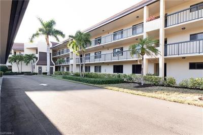 Collier County, Lee County Condo/Townhouse For Sale: 413 Augusta Blvd #105