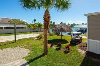 Goodland, Marco Island, Naples, Fort Myers, Lee Mobile/Manufactured For Sale: 610 Sunset Dr