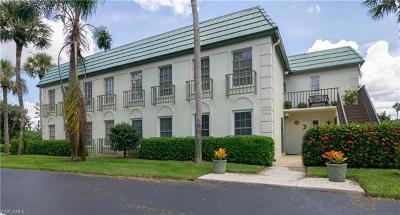 Naples Bath And Tennis Club Condo/Townhouse For Sale: 210 Bobolink Way #210A