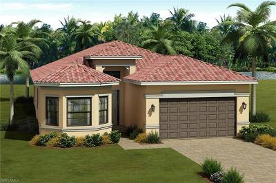 Fort Myers Single Family Home For Sale: 10044 Spicebush Ln