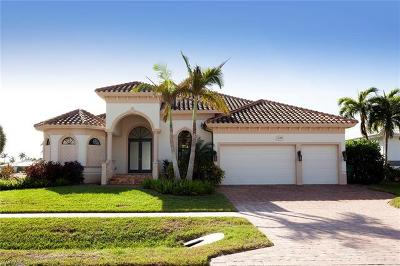 Marco Island FL Single Family Home Pending With Contingencies: $1,189,900
