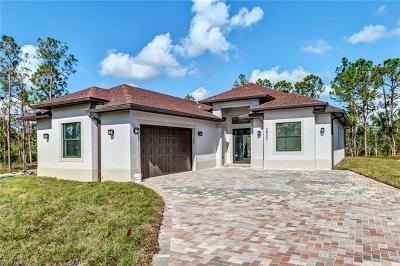 Golden Gate City, Golden Gate Estates, Golden Gate Prof Bldg Single Family Home For Sale: 4889 16th St NE