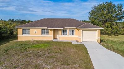 Naples Single Family Home Pending: 4075 24th Ave NE