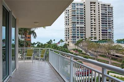 Naples Condo/Townhouse For Sale: 4255 Gulf Shore Blvd N #106