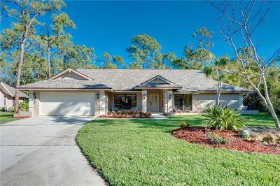 Naples Single Family Home For Sale: 2292 Royal Ln