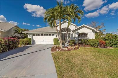 Bonita National Golf And Country Club Single Family Home For Sale: 739 Warwick Pl