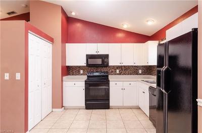 Bonita Springs Single Family Home For Sale: 11633 Saunders Ave