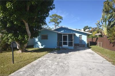 Naples Park Single Family Home For Sale: 805 93rd Ave N