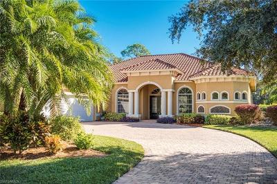 Naples FL Single Family Home For Sale: $1,189,000