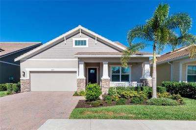 Naples Single Family Home For Sale: 3283 Pilot Cir