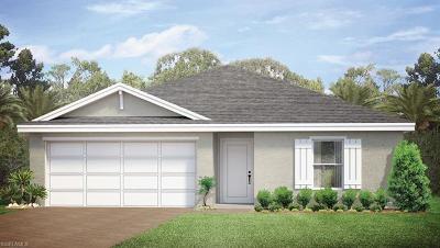 Cape Coral Single Family Home For Sale: 3766 NE 14th Pl