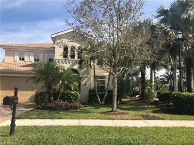 Single Family Home For Sale: 5718 Lago Villaggio Way