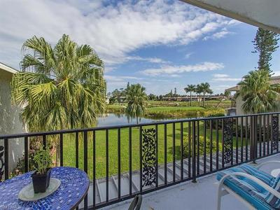 Naples Condo/Townhouse For Sale: 237 Palm Dr #237-4