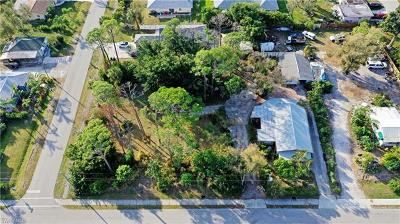 Bonita Springs Residential Lots & Land Pending With Contingencies: 10670 Childers St