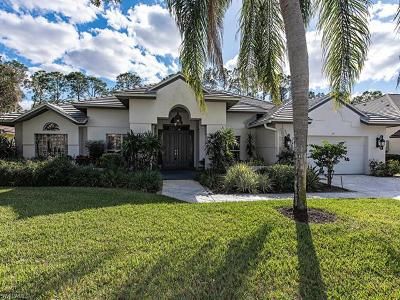 Naples Single Family Home For Sale: 187 Edgemere Way S