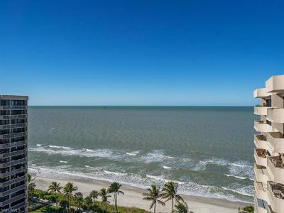Condo/Townhouse For Sale: 4005 Gulf Shore Blvd N #PH-8