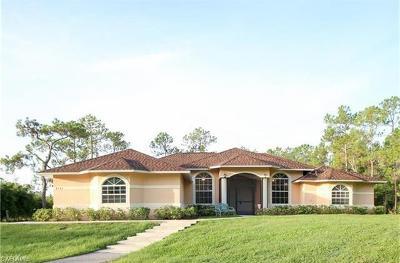 Naples Single Family Home For Sale: 4342 14th Ave NE
