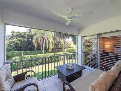 Naples Bath And Tennis Club Condo/Townhouse For Sale: 208 Bobolink Way #208B