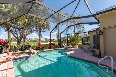 Estero Single Family Home For Sale: 24371 Copperleaf Blvd