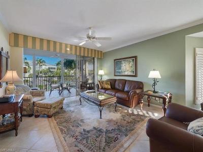 Naples Condo/Townhouse For Sale: 7718 Pebble Creek Cir #204