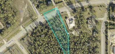 Bonita Springs Residential Lots & Land For Sale: 9860 Strike Ln
