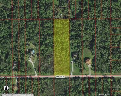 Residential Lots & Land For Sale: 4375 18th Ave SE