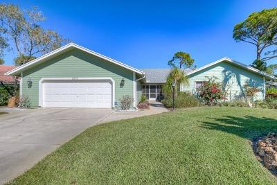 Naples Single Family Home For Sale: 1901 Princess Ct