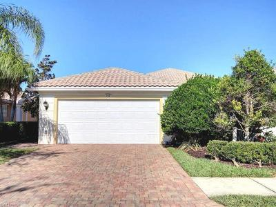 Naples Condo/Townhouse For Sale: 7421 Emilia Ln