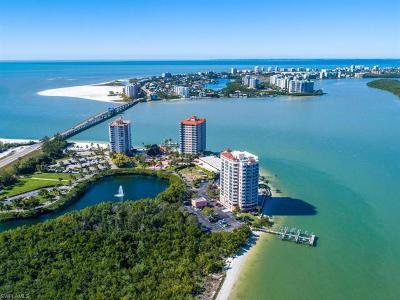 Bonita Springs, Cape Coral, Estero, Fort Myers, Fort Myers Beach, Lehigh Acres, Marco Island, Naples, Sanibel, Captiva Condo/Townhouse For Sale: 8751 Estero Blvd #PH3