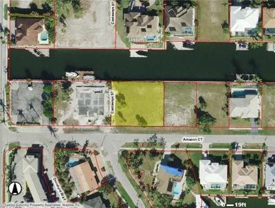 Marco Island Residential Lots & Land For Sale: 756 Amazon Ct