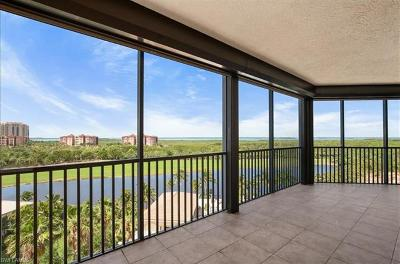 Estero Condo/Townhouse For Sale: 23850 Via Italia Cir #601