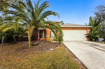 Single Family Home For Sale: 4712 Pembrooke Ln
