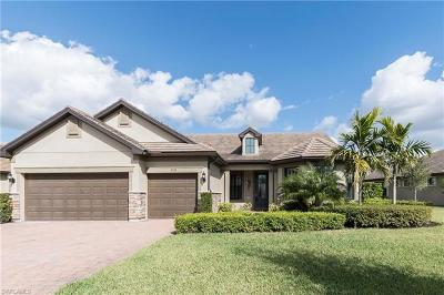 Naples Single Family Home For Sale: 7014 Live Oak Dr