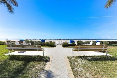 Fort Myers Beach Condo/Townhouse For Sale: 6500 Estero Blvd #F118
