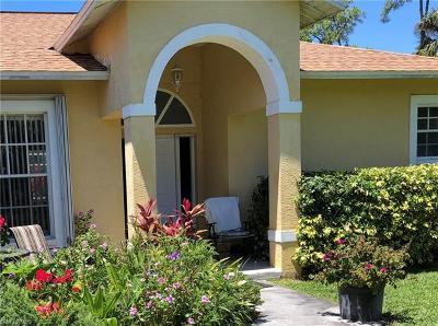 Golden Gate City, Golden Gate Estates, Golden Gate Prof Bldg Single Family Home For Sale