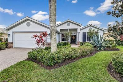 North Fort Myers Single Family Home For Sale: 20772 Castle Pines Ct