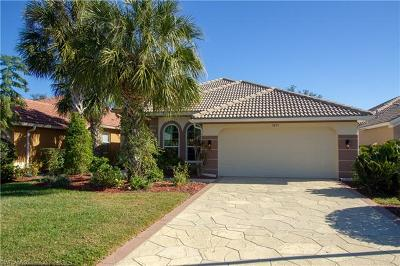 Estero Single Family Home For Sale: 9651 Raven Ct