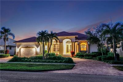 Marco Island Single Family Home For Sale: 354 Edgewater Ct