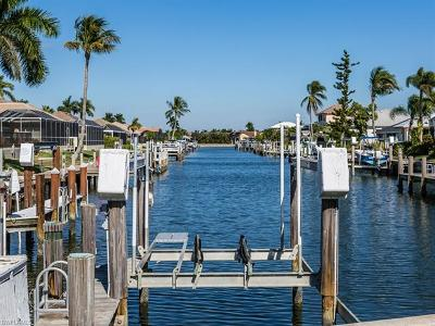 Marco Island Single Family Home Pending With Contingencies: 1834 Woodbine Ct