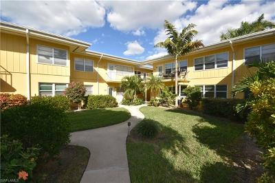 Naples Condo/Townhouse For Sale: 219 8th Ave S #219B