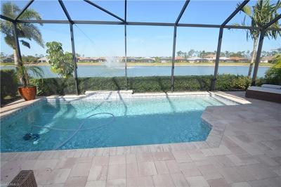 Naples Single Family Home For Sale: 3704 Canopy Cir